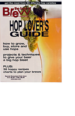 Hop lovers guide - czasopismo