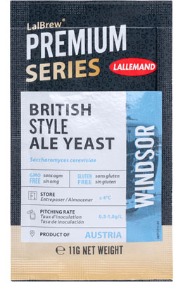 Danstar Windsor - Ale Yeast