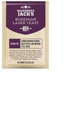 Bohemian Lager M84 Mangrove Jack's Craft Series 10 g