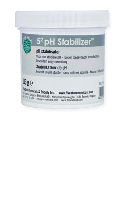 Stabilizator pH - 5.2 pH Stabilizer 113 g USA