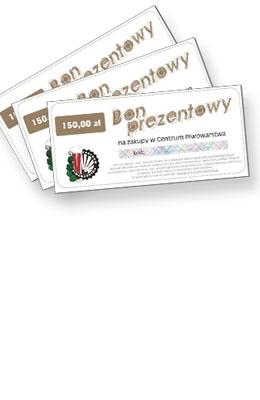Bon prezentowy / zakupowy Centrum Piwowarstwa - 50 PLN