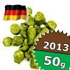 Hallertauer Mittelfrüh DE 2013 - 50 g granulat 2,9% aa