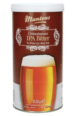 Muntons IPA Bitter - Connoisseurs 1,8 kg