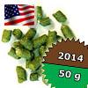 Sorachi Ace US 2014 - 50 g granulat 12,0% aa [LAMBIC]