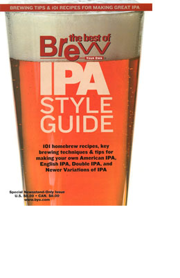 IPA (India Pale Ale) Style guide