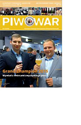 Piwowar - magazyn 19 - lato 2015