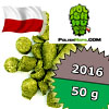 Puławski PL 2016 Polish Hops - 50 g granulat 8,9% aa