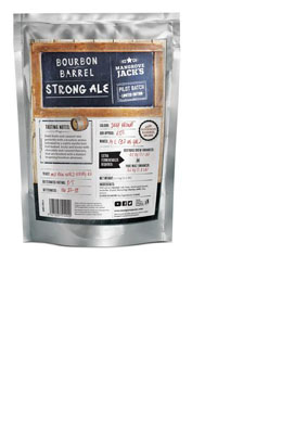 Mangrove Jacks Bourbon Barrel Strong Ale 2,5 kg