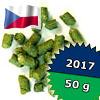 Saaz Late CZ 2017 - 50 g granulat 3,76% aa