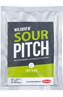 Lallemand WildBrew Sour Pitch 10 g