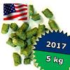 Centennial US 2017 - 5 kg granulat 8,3% aa