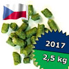Saaz / Żatecki CZ 2017 - 2,5 kg granulat 3,21% aa