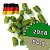 Hallertau Blanc DE 2018 - 50 g granulat 9,2% aa