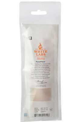White Labs WLP644 Saccharomyces bruxellensis Trois PurePitch™