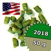 Cashmere US 2018 - 50 g granulat 9,4% aa