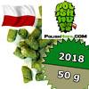 Puławski PL 2018 Polish Hops - 50 g granulat 8,6% aa