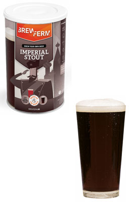 Brewferm Imperial Stout 1,5 kg