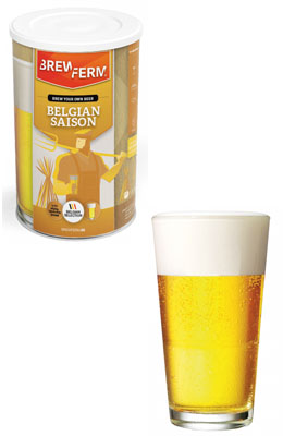 Brewferm Belgian Saison 1,5 kg