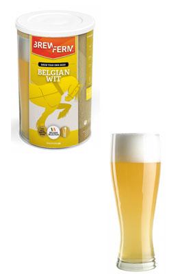 Brewferm Belgian Wit 1,5 kg