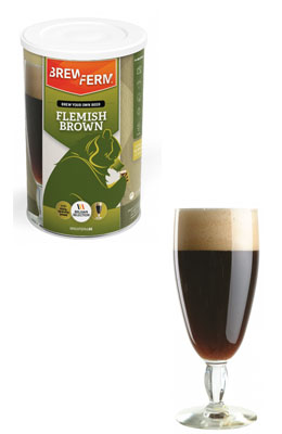 Brewferm Flemish Brown 1,5 kg