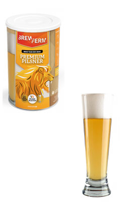 Brewferm Premium Pilsner 1,5 kg