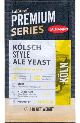 Lallemand Köln Koelsch - Style Ale Yeast 11 g
