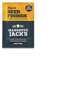 Środek do klarowania piwa - płynny (wegański) - Mangrove Jacks