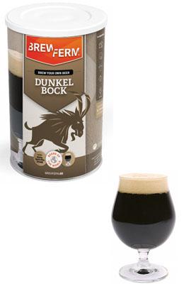 Brewferm Dunkel Bock 1,5 kg (Ciemny Koźlak)