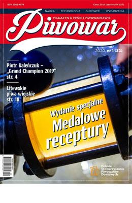 Piwowar - magazyn 32 - 2020