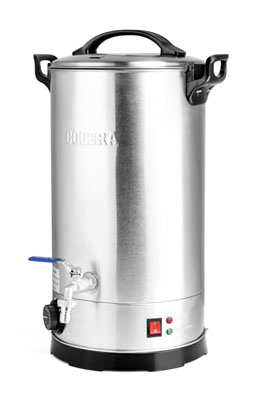 Coobra warnik do wody 16 litrów