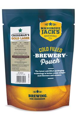 Mangrove Jacks Crossmans Gold Lager 1,8 kg