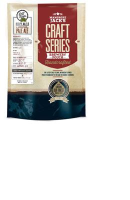 Mangrove Jacks American Pale Ale Simcoe i Chinook 2,5 kg