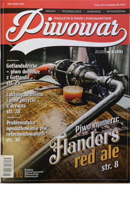 Piwowar - magazyn 33 - 2020