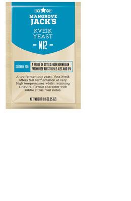Voss Kveik M12 Mangrove Jacks Craft Series 10 g