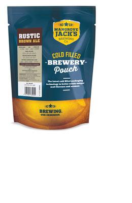 Mangrove Jacks Rustic Brown Ale 1,8 kg