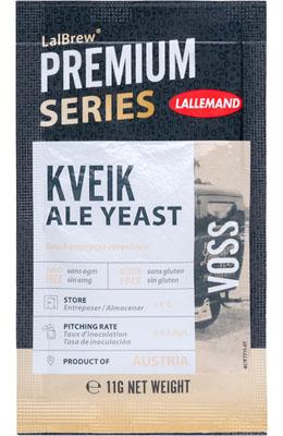 Lallemand LalBrew Voss Kveik Ale Yeast 11 g