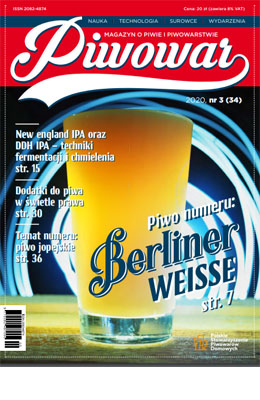 Piwowar - magazyn 34 - 2020