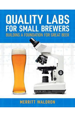 Quality Labs for Small Brewers, Merritt Waldron