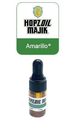 Hopzoil Majik Amarillo™ 2,5 ml