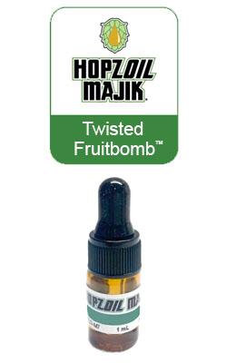 Hopzoil Majik Twisted Fruitbomb™ 2,5 ml