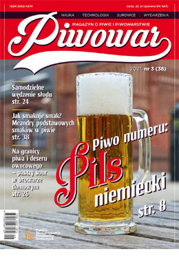 Piwowar - magazyn 38 - 2021