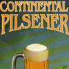 Style piw: Continental Pilsner / Pilsener