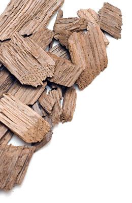Płatki (chipsy) dębowe francuskie średnio przypalone 50 g